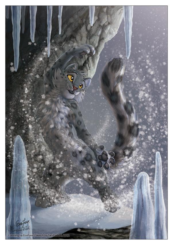 dancing snowqueen