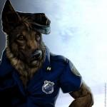 Crimefurence Policedog